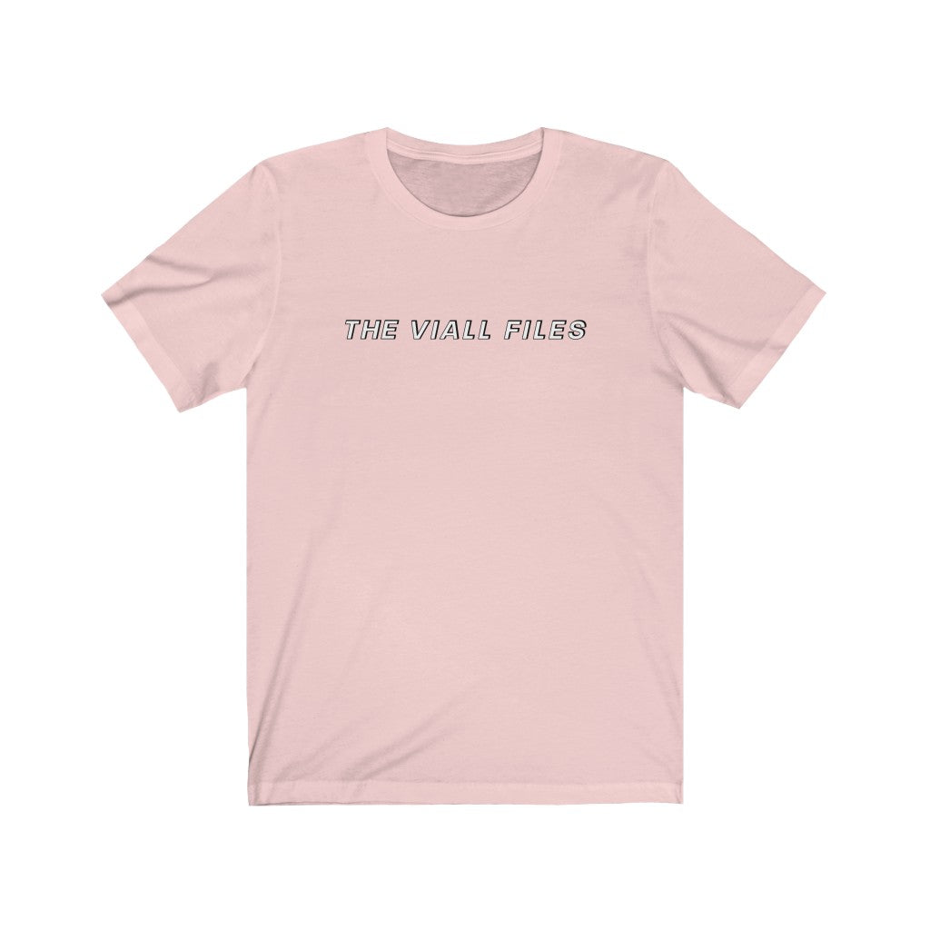 The Viall Files Short Sleeve Tee