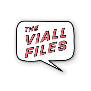 Viall Files Sticker