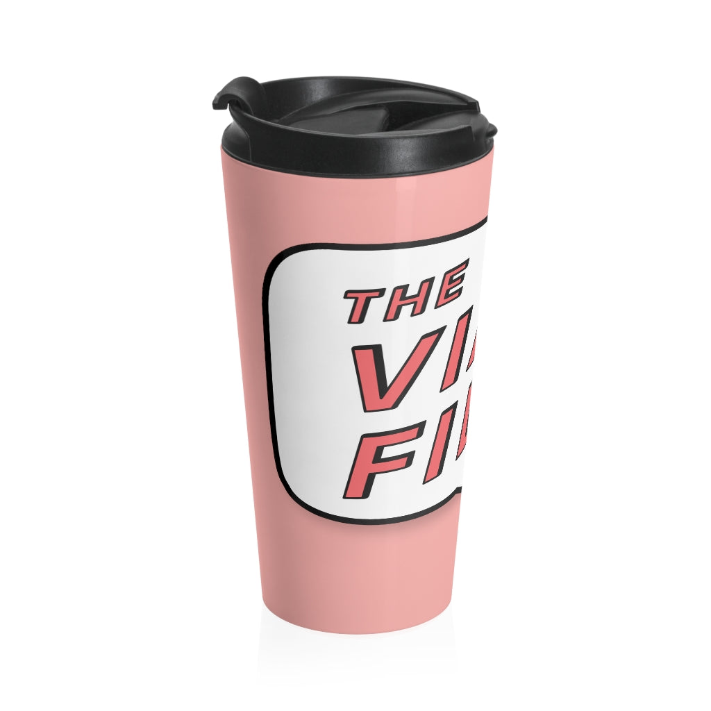 The Viall Files Stainless Steel Travel Mug
