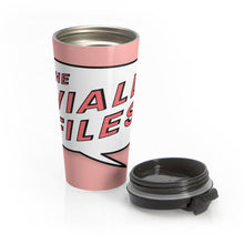 Load image into Gallery viewer, The Viall Files Stainless Steel Travel Mug