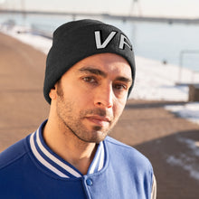 Load image into Gallery viewer, VF Knit Beanie