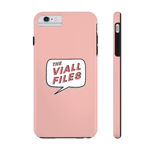 The Viall Files Logo Phone Case