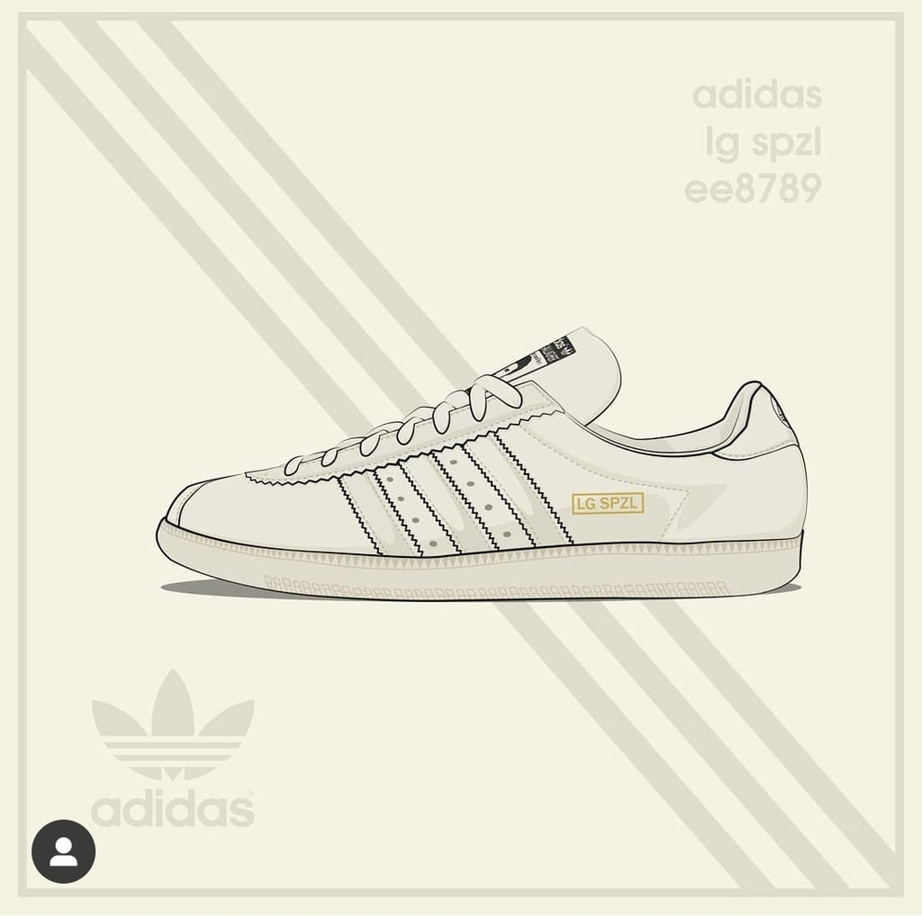 Adidas Inspired LG SPZL | The Co x DB_Trainers