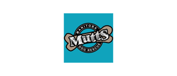 Mutts Manitoba Logo