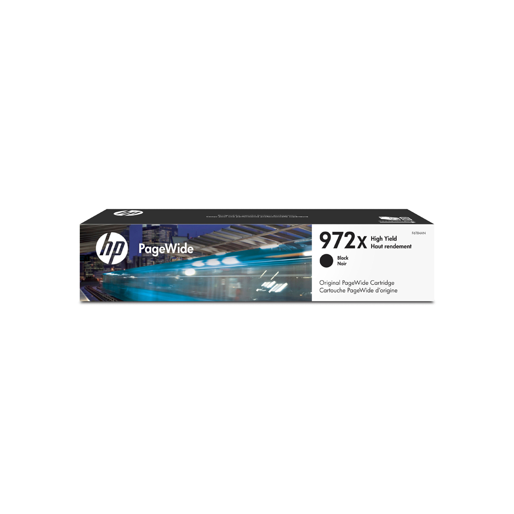 HP PageWide toner box