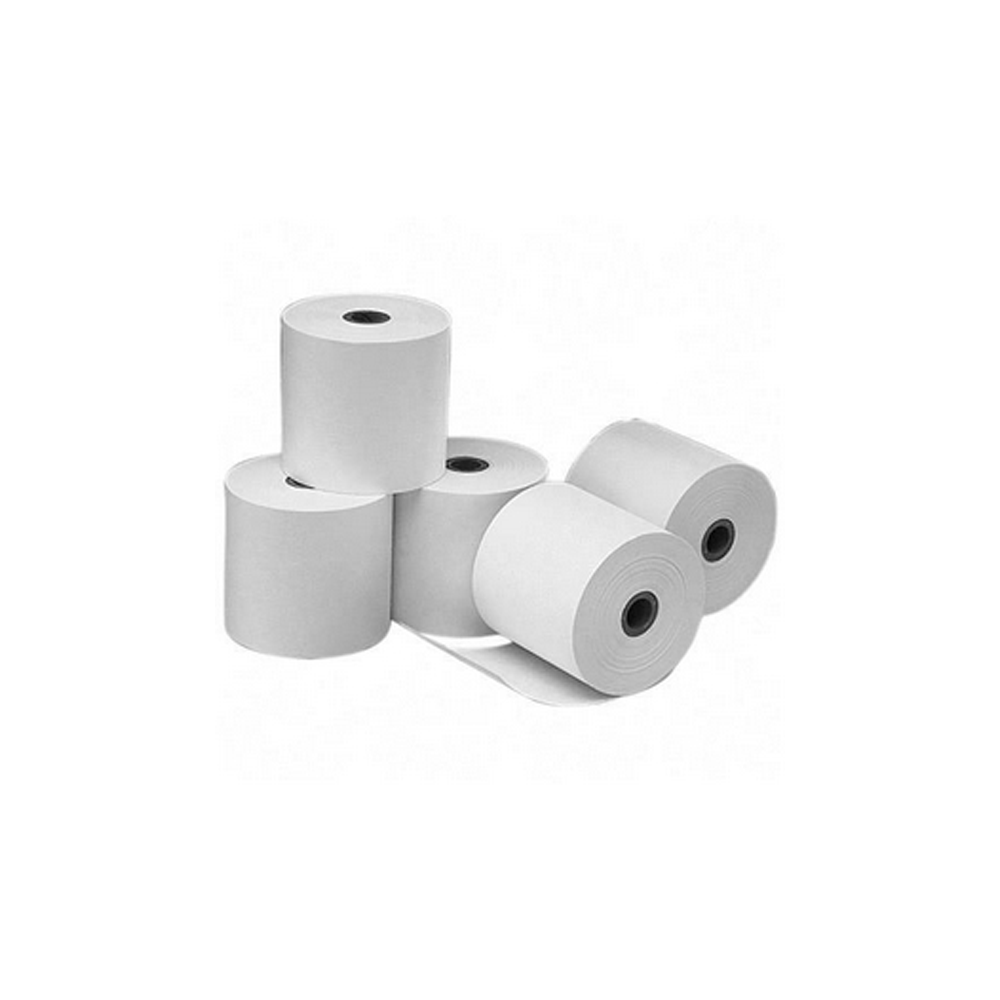Several point of sale rolls