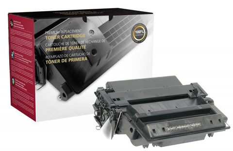 Clover Technologies Group, LLC High Yield Toner Cartridge for HP Q7551X (HP 51X)