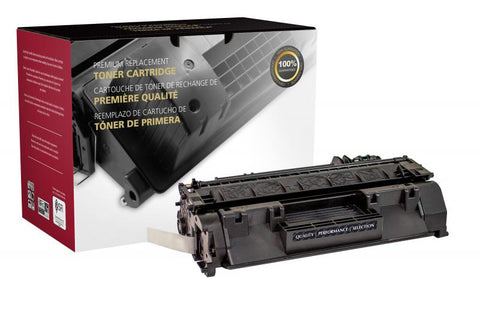 Clover Technologies Group, LLC Toner Cartridge for HP CE505A (HP 05A)