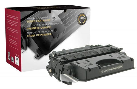 Clover Technologies Group, LLC Extended Yield Toner Cartridge for HP CF280X (HP 80X)