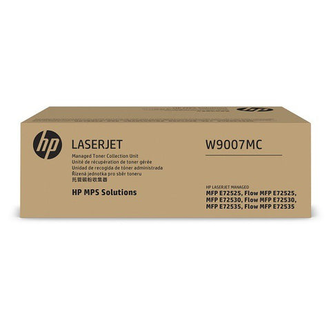 HP (W9005MC) LaserJet MFP E72525 E72530 E72535 Black Managed LaserJet Toner Cartridge (48000 Yield)