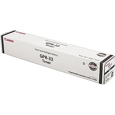 Canon, Inc (GPR-33) imageRUNNER C7055 C7065 C7260 C7270 Black Toner Cartridge (80000 Yield)