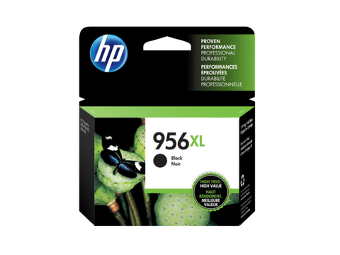 HP 956XL (L0R39AN) High Yield Black Original Ink Cartridge (3000 Yield)