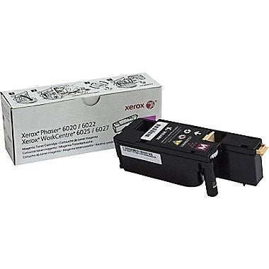 Xerox Corporation Phaser 6022 WorkCentre 6027 Yellow Toner Cartridge (1000 Yield)