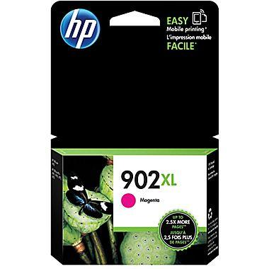 HP 902XL (T6M06AN) Magenta Original Ink Cartridge (825 Yield)