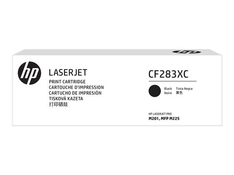 HP CF283XC Monochrome 2,200 Yield Contracted Toner