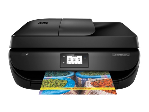 HP Officejet 4650 Color Inkjet MFP