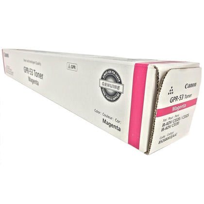 Canon, Inc GPR53 BLACK TONER CARTRIDGE
