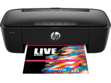 HP Amp 100 All-in-One Printer