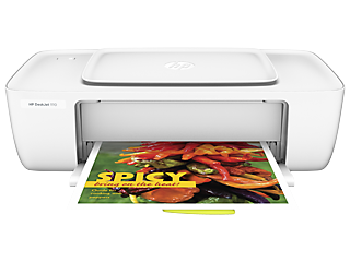HP Deskjet 1112 Color Inkjet Printer