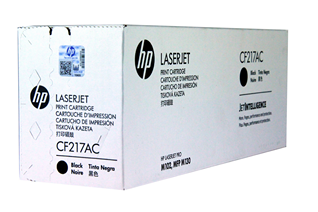 HP 17A (CF217AC) Black Original LaserJet Toner Cartridge