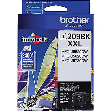 Brother SUPER HIGH YIELD INK CARTRIDGE-BLK