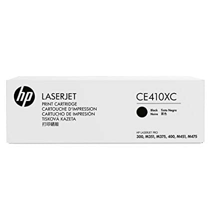 HP CE410XC Monochrome 4000 Yield Contracted Toner