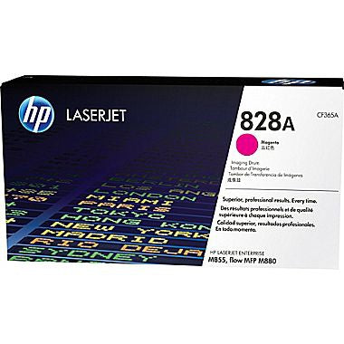 HP 828A (CF365A) Color LaserJet Enterprise M855 Enterprise flow M880 MFP Magenta Original LaserJet Image Drum (30000 Yield)