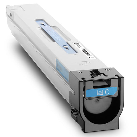 HP (W9051MC) Color LaserJet MFP E87640 E87650 E87660 Cyan Managed LaserJet Toner Cartridge (52000 Yield)