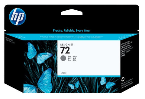 HP 72 (C9374A) Gray Original Ink Cartridge (130 ml)