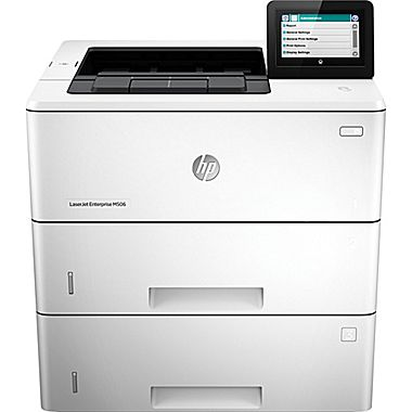 HP LaserJet Enterprise M506x Mono Printer