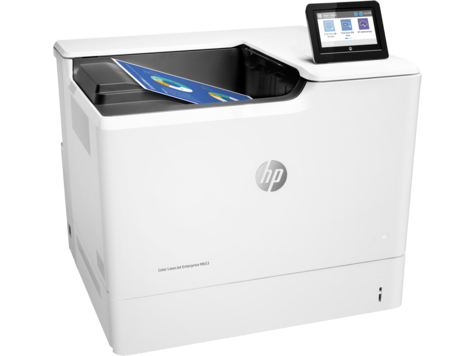 HP Color LaserJet Enterprise M653dh