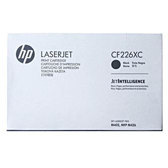 HP CE390JC Monochrome 30,000 Yield Contracted Toner