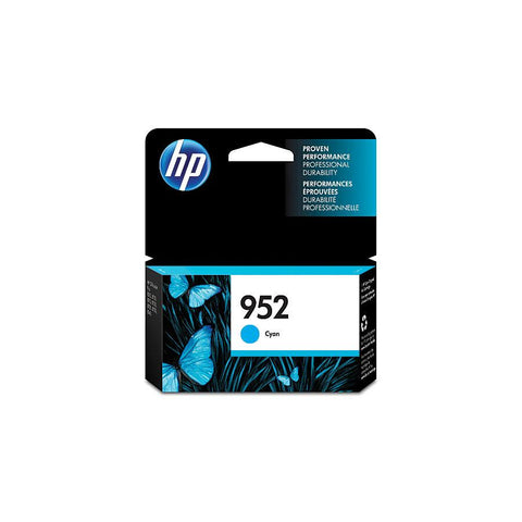HP 952 (L0S49AN) Cyan Original Ink Cartridge (700 Yield)