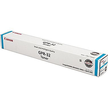 Canon, Inc (GPR-32) imageRUNNER Advance C9065 C9075 C9280 Cyan Toner Cartridge (54000 Yield)