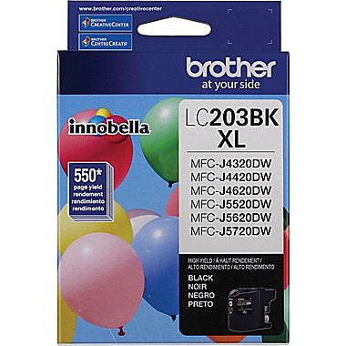 Brother HIGH YIELD INK CARTRIDGE-BLK