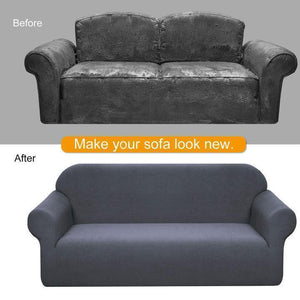 Fantastic Hot Saleuniversal Sofa Cover Elastic Cover Bralicious Painted Fabric Chair Ideas Braliciousco