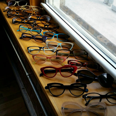 Carla Hall's Glasses Collection (some of it)