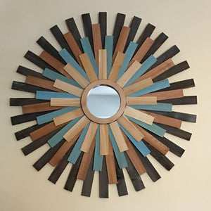 Sunburst Mirrors