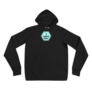 Assets Only Monopoly: Unisex hoodie