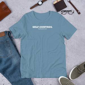 SELF-CONTROL - T-Shirt - From #FlipTheSwitch