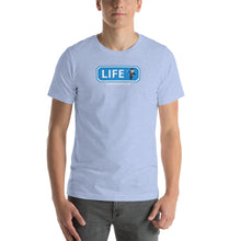 Load image into Gallery viewer, Ticket To Life: Mr. Monopoly Short-Sleeve Unisex T-Shirt
