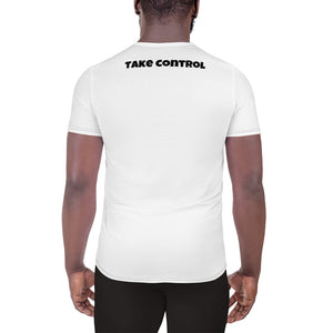 #FlipTheSwitch Men's Athletic T-shirt