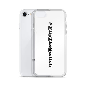 #FlipTheSwitch iPhone Case