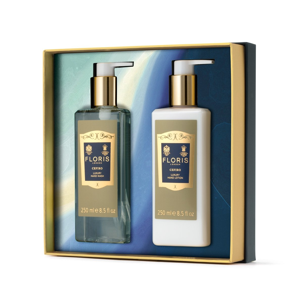 Cefiro Luxury Hand Wash & Lotion Duo - Gift Set