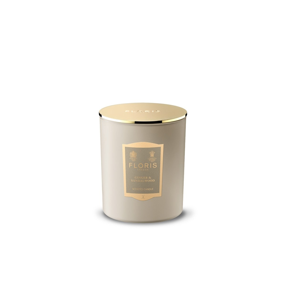 Ginger & Sandalwood - Scented Candle