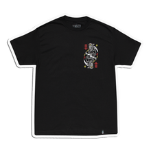 Load image into Gallery viewer, Zomboy - Tarot of Death - Black Tee