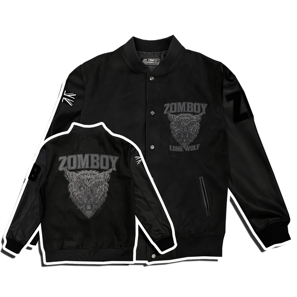 Limited Edition Zom Varsity Jacket