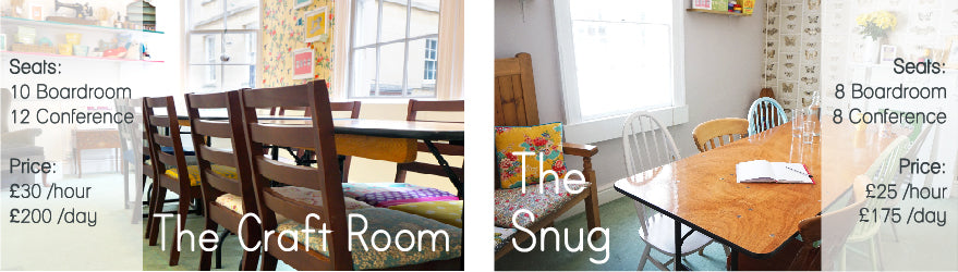 Snug and Craft Room
