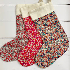 Learn to Sew: Make a Christmas Stocking (John Lewis, London)