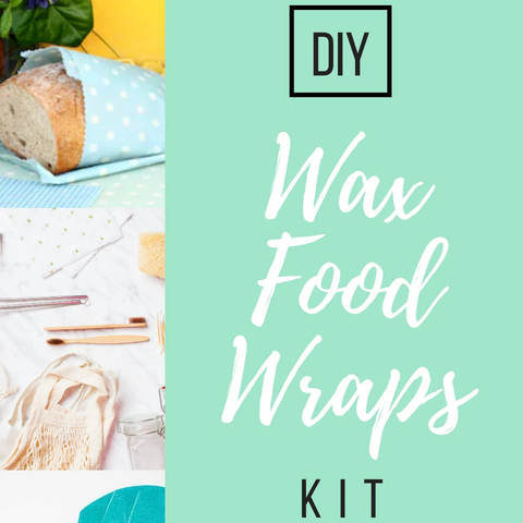 Make Your Own Vegan Food Wraps Kit